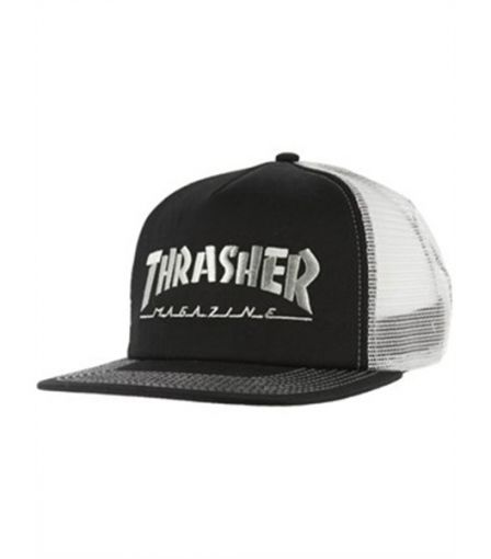 Бейсболка Thrasher LOGO EMBROIDERED купить в Boardshop №1