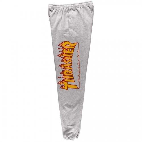 Брюки Flame Sweatpants Серый