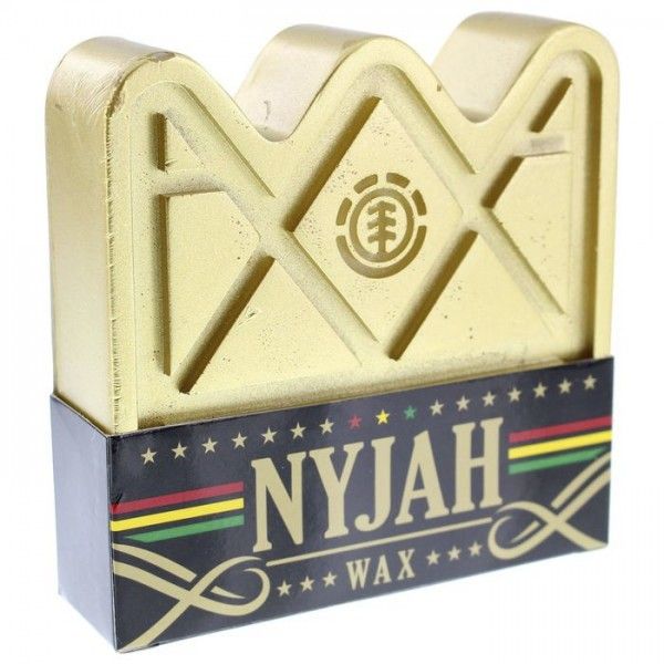 Вакса NYJAH CROWN WAX Золотой