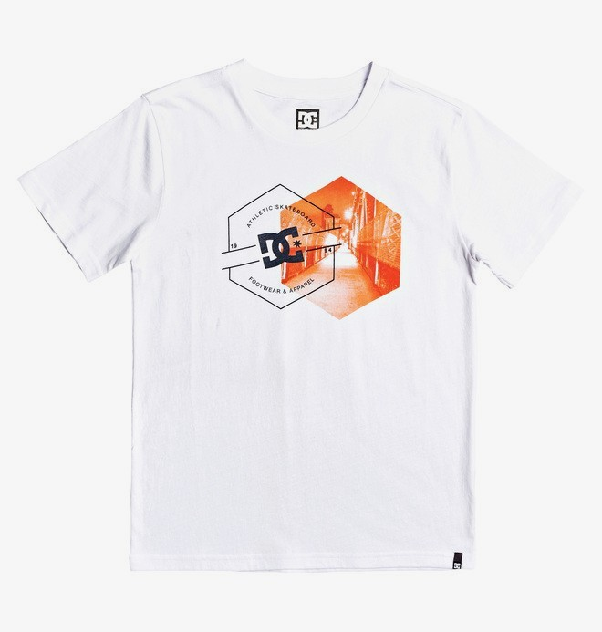 ФУТБОЛКА KARVED CITY SS B TEES WBB0 Белый