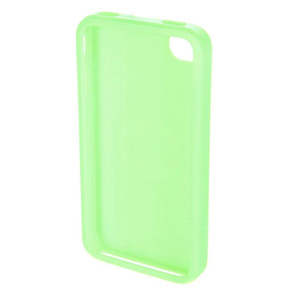 Чехол для тел iPhone 4 Case Зеленый
