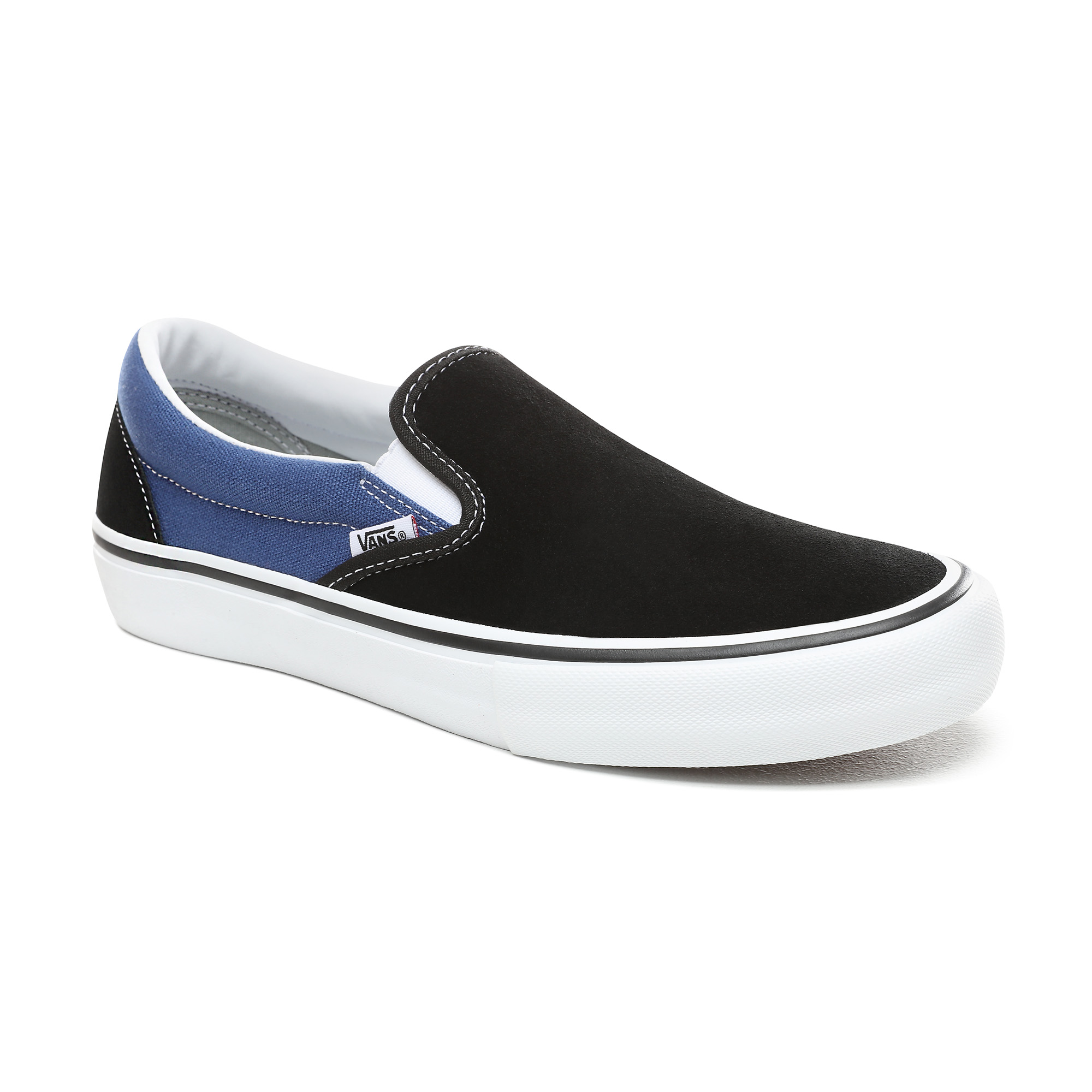 Полуботинки MN SLIP-ON PRO (ANTI HERO) Черный