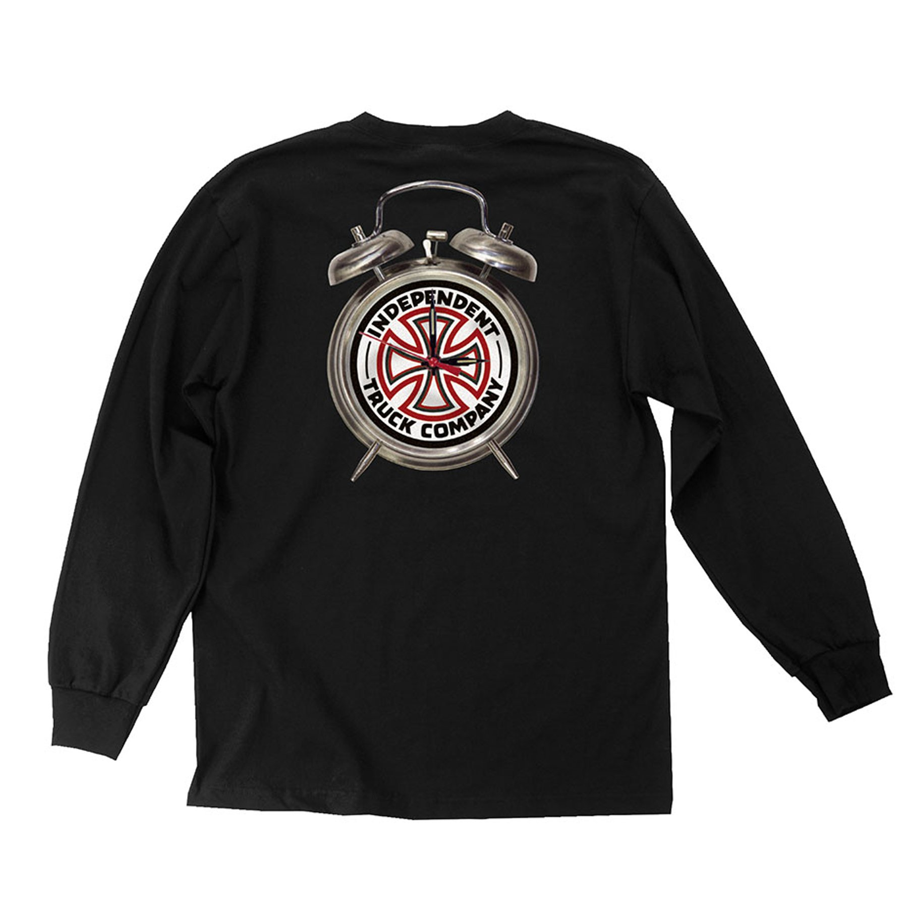 Футболка Independent x Thrasher TTG L/S Regular Черный