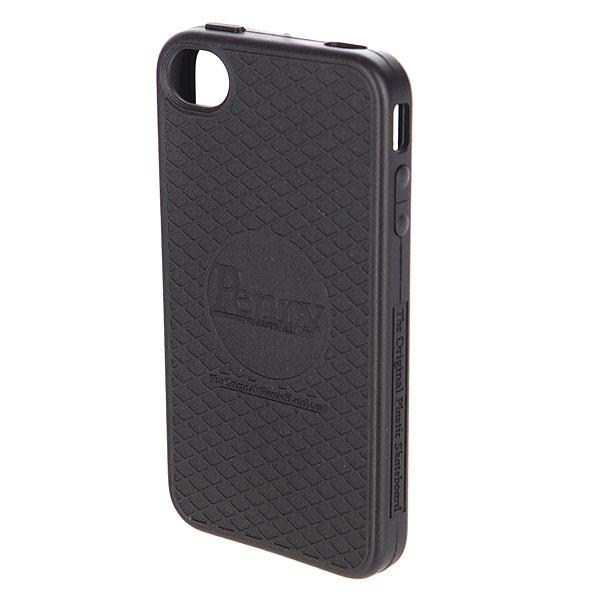 Чехол для тел iPhone 4 Case Черный