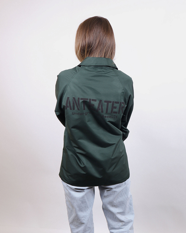 Куртка Anteater Coachjacket-Green Зеленый