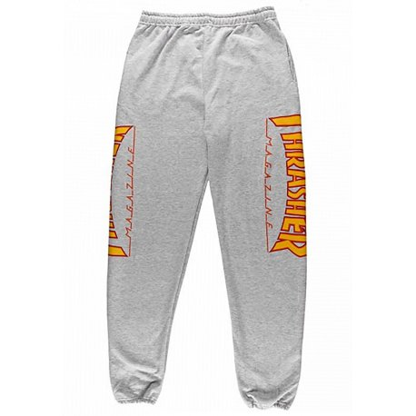 Брюки Flame Sweatpants Серые