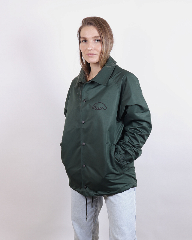 Куртка Anteater Coachjacket-Green Зеленая