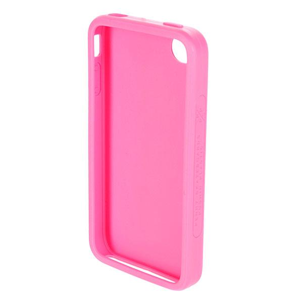 Чехол для тел iPhone 4 Case Розовый