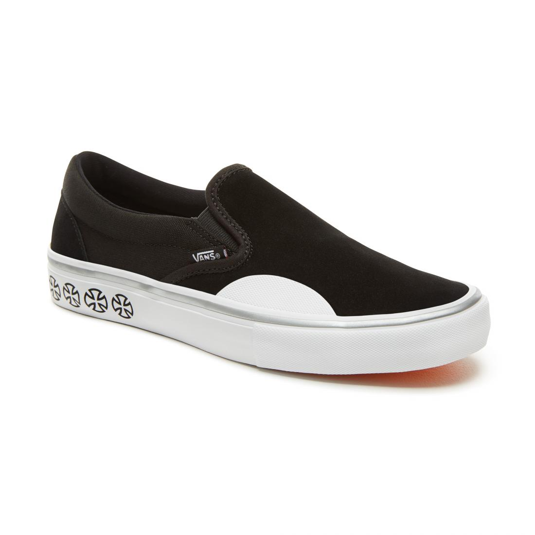 Полуботинки MN SLIP-ON PRO (INDEPENDENT) Черный