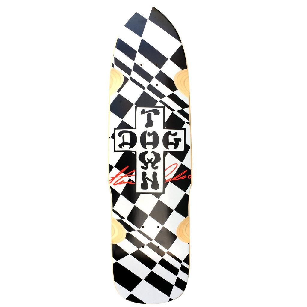 Дека Dogtown Cruiser Steve Olson Skateboard Deck Белая