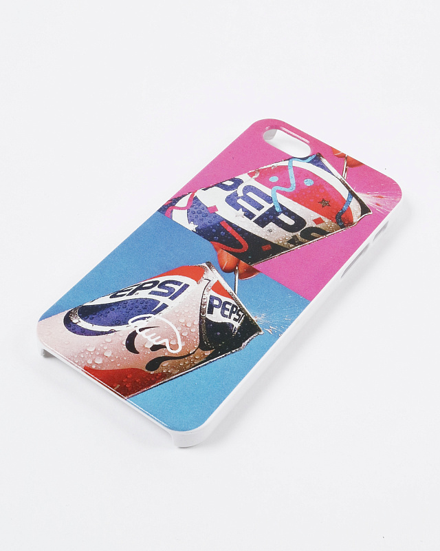 Панель Anteater Iphone5_Double-Pepsi Розовый