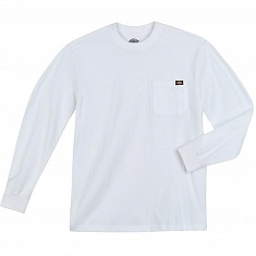 Лонгслив Dickies Heavy Weight Pocket Tee