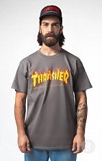Футболка Thrasher Flame Logo