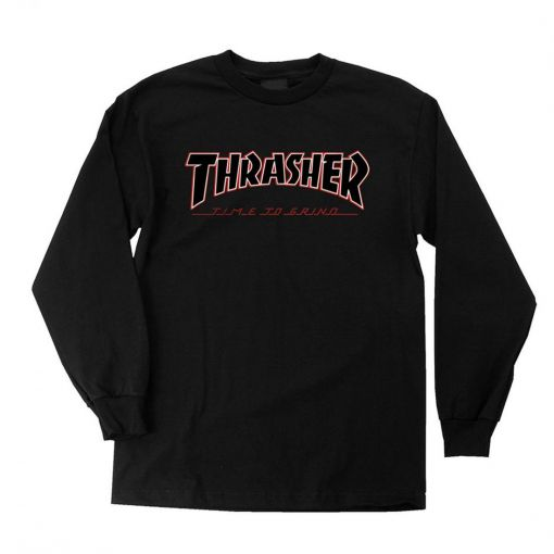 Лонгслив Independent x Thrasher TTG Regular купить в Boardshop №1